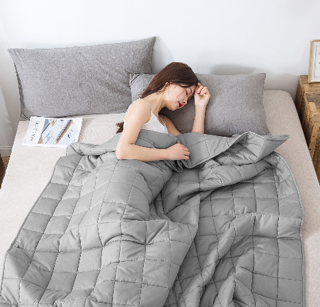 Holiday Gift Idea: A Weighted Blanket