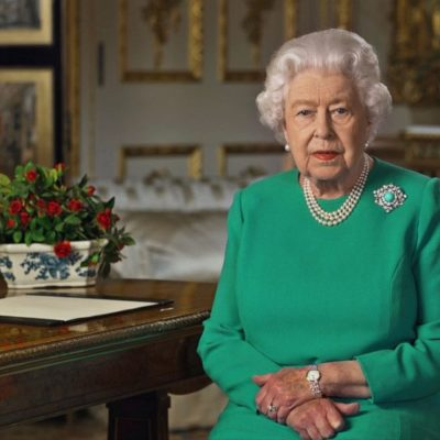 The Queen Gives Rare Address Amid Worldwide Coronavirus Pandemic