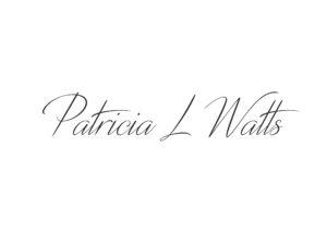 Patricia L Watts Site Logo